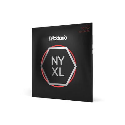 D'Addario NYXL guitar strings 10-52.New and Improved From D'Addario