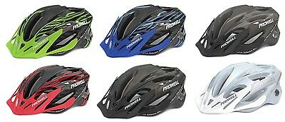 Bike Helmet Cycling Bicyle Adult MTB Prowell F-59 **FREE LIGHT AND SCARF OFFER**