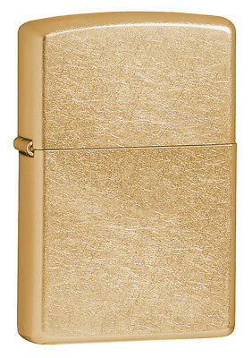 Zippo Windproof Gold Dust Lighter, 207G, New In Box