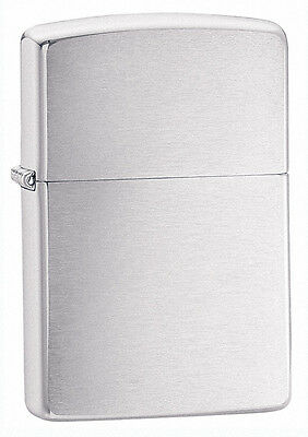 Zippo Armor Brushed Chrome Lighter,   # 162, New In Box