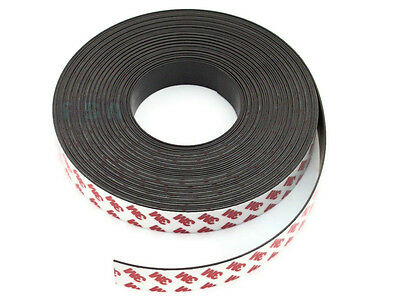 3M Brand High Quality Adhesive Magnetic Tape 25mm 3 Metre Roll (NMAT25x1.2)