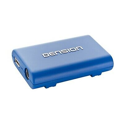 DENSION Gateway Lite 3 iPhone iPod USB Bluetooth Audi A3,A4,R8,TT RNS-E/ RNS-Low