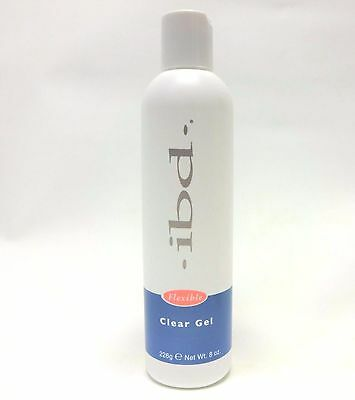 IBD Gel Nail CLEAR GEL in a Bottle 8oz/226G