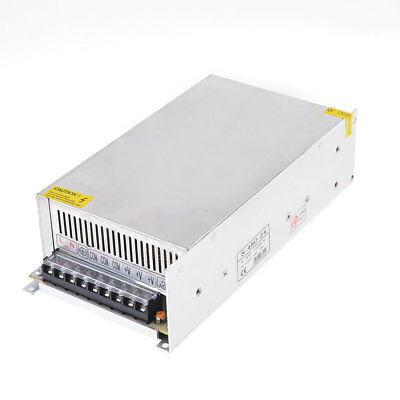 S-480-24 Aluminum Housing Output DC 24V 20A LED Switching Power Supply