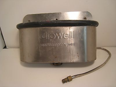"""Dipwell 10"""" Standard Oblong 10"""" Dipwell ice cream"""