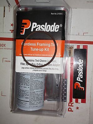 Paslode # 219305 Cordless Framing Nailer Tune-Up Kit with aftermarket 404482