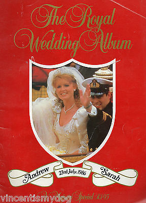 The Royal Wedding Album : Andrew & Sarah - A Majesty Special