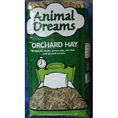 183490 Animal Dreams Orchard Hay - ideal for small pets - rabbits, hamsters 1kg