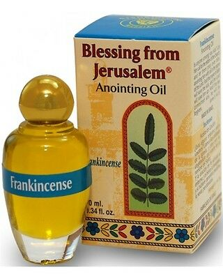 Anointing Oil Frankincense - Blessings from Jerusalem 10ml