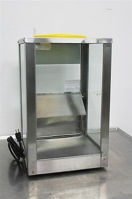 "Used APW NC-1A 14"" Nacho Chip Display Warmer"
