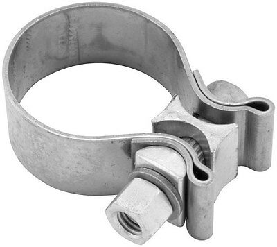Rush Torca Exhaust Clamp 2 Inch For Harley Universal