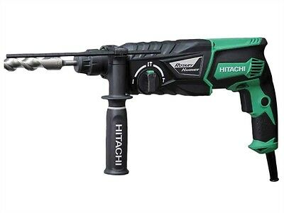 Hitachi DH26PX 240v SDS-Plus 3 Modes Perceuse À Percussion 830w