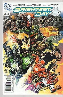 BRIGHTEST DAY #0-24 NEAR MINT COMPLETE SET 2010
