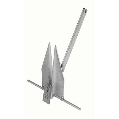 Fortress Guardian G-11 Anchor 6 Lbs For Boats 23'-27' G-11