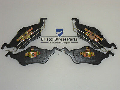 Ford Focus 1998-2004 Front Brake Pads Set Of 4