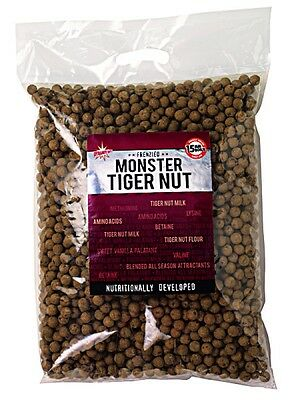 Dynamite Baits NEW Monster Tiger Nut Shelf Life Boilies 5kg *All Sizes*