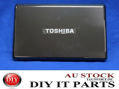 """Toshiba Satellite A660 Screen LED Back Case Cover 15.6"""" & 16""""   NEW"""