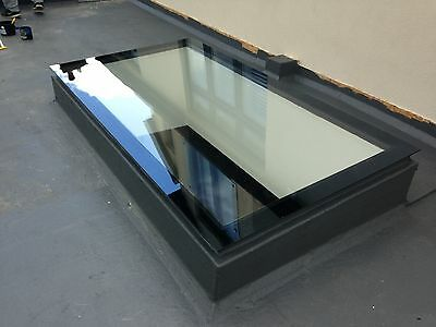 Skylight/Roof Lantern/Glass Flat Rooflight Self CIean, Double Glazed 600x900mm