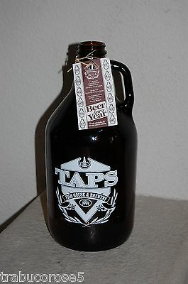NEW Taps Fish House & Brewery BEER FOR A YEAR Gift/Stamp Card/Unused $215 Value