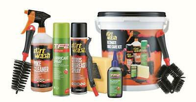 Weldtite Bike Cycle Road MTB Cleaning Bucket Lube Degreaser Cleaning Kit Bucket