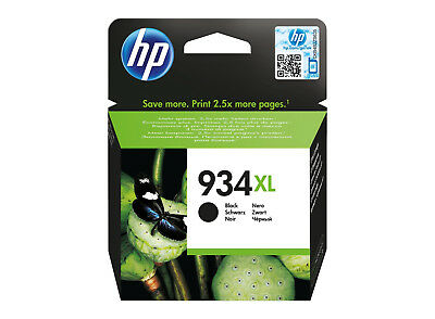 1x ORIGINAL TINTE PATRONEN HP 934 XL OfficeJet Pro 6230 6830 C2P23AE DRUCKER