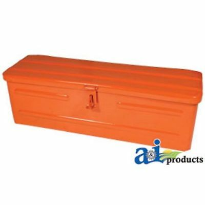 5A3OR Tool Box Orange Fits Allis-Chalmers All & Kubota All