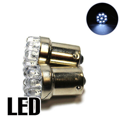 2x Ford Transit Connect 1.8 Xenon White LED Licence Number Plate Upgrade Bulbs