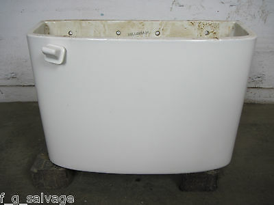 Antique Vintage TePeCo Toilet Tank 'Belle Meade' 1930's Antique Low Tank