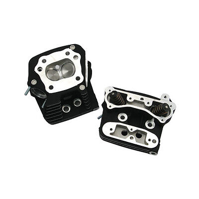 S&S Cycle Replacement Performance Engine Head Kit Black For Harley-Davidson
