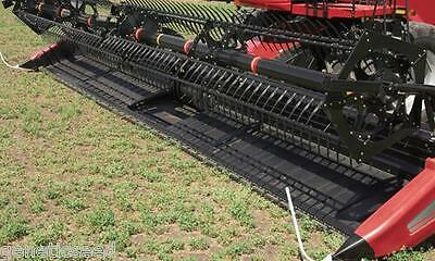 Grain Head Belt Draper | Grain Harvester |Swather | Windrower | Combine Pickup