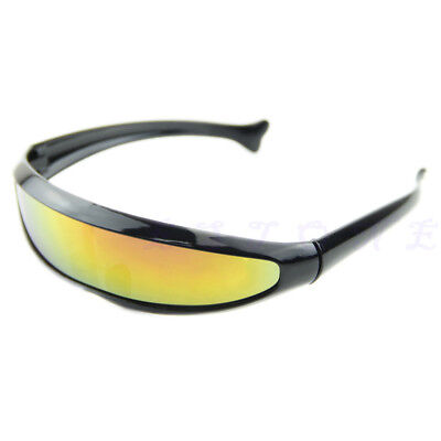 Cool New Stylish Robot Personality Sunglasses UV400 Lenses Protection