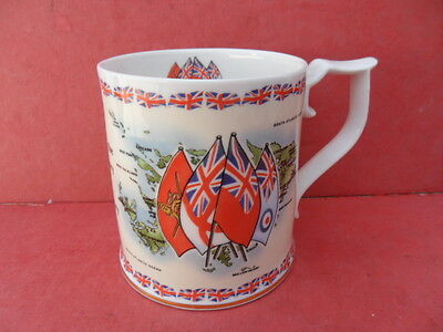 Sutherland - 20th Anniversary of Falklands Victory Commemorative Mug/Tankard