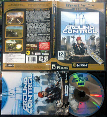 Ground Control Ii 2 Operation Exodus En Muy Buen Estado Pc Envio Certificado/24H