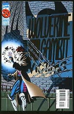 WOLVERINE GAMBIT: VICTIMS #1-4 VERY FINE / NEAR MINT COMPLETE SET 1995