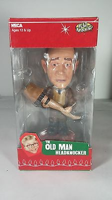 (#266)  THE CHRISTMAS STORY  |  THE OLD MAN HEADKNOCKER  |  NEW IN BOX