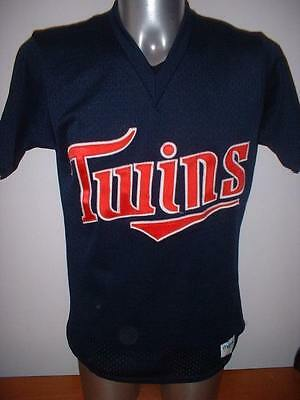 "Minnesota Twins Majestic Jersey Shirt Adult M 40"" Baseball Official Vintage MLB"