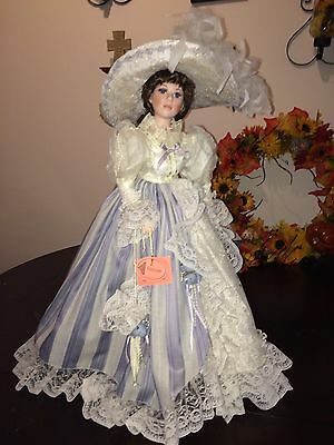 Porcelain Show Stoppers, Inc Doll