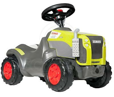 Rolly Toys - CLAAS 5000 XERION MiniTrac Ride-on Sit-On TRACTOR Age 1 1/2 - 4