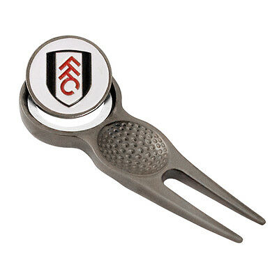Fulham Fc Divot Tool And Magnetic Golf Ball Marker