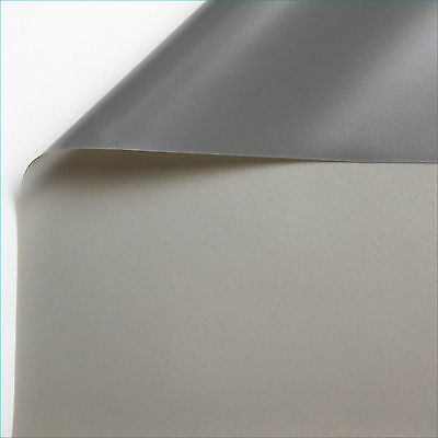 Carl's Rear Projection Film, 2.39:1, 36x86, Projector Screen Material, Gray