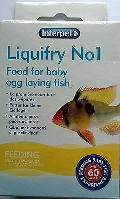 Interpet Liquifry 1 For Egg Laying Fish 0755349003013