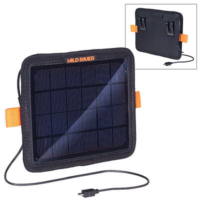 Wild River Tackle Tech Solar Panel Charger [Sp01]