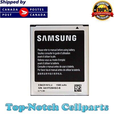 Authentic OEM Samsung Galaxy Ace 2 II Duos battery EB425161LU GT-S7560M GT-i8160