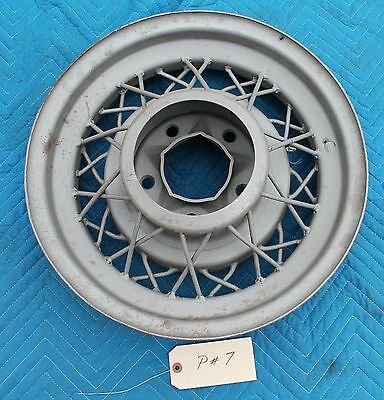 Ford Wire Wheel 1PC P7 USED