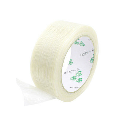 RC Airplane Wing Fixed 40mm Self-adhesive Glass Fibre Tape 82ft Long
