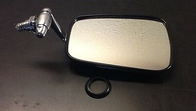 VW AirCooled Beetle Side Mirror Right Side.  68-77 Prt# 113857514D