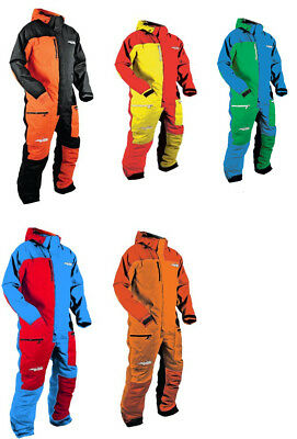 HMK Mens Special Ops Waterproof One Piece Snowsuit with Detachable Hood