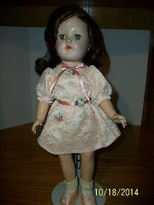 Vintage Toni P-90 Composition 15 inch doll by Ideal