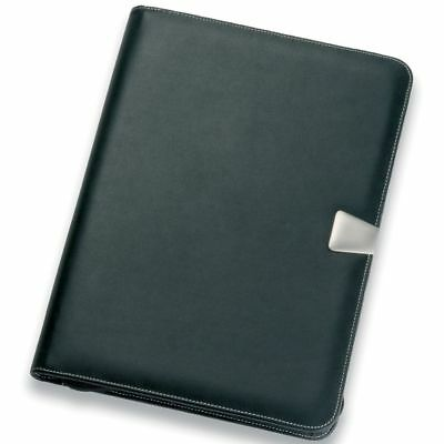1 x A4 Leather Compendium - Soft Nappa Leather