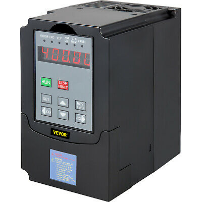 4Kw 5Hp 220Vac Single Phase Variable Frequency Drive Inverter Vsd Vfd Us